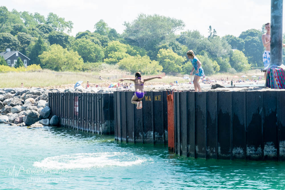 Boat Leland Harbor Swim Monday-7429