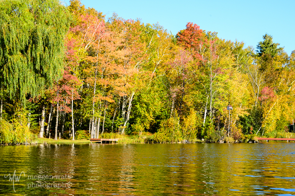 Fall Color At The Narrows-6435